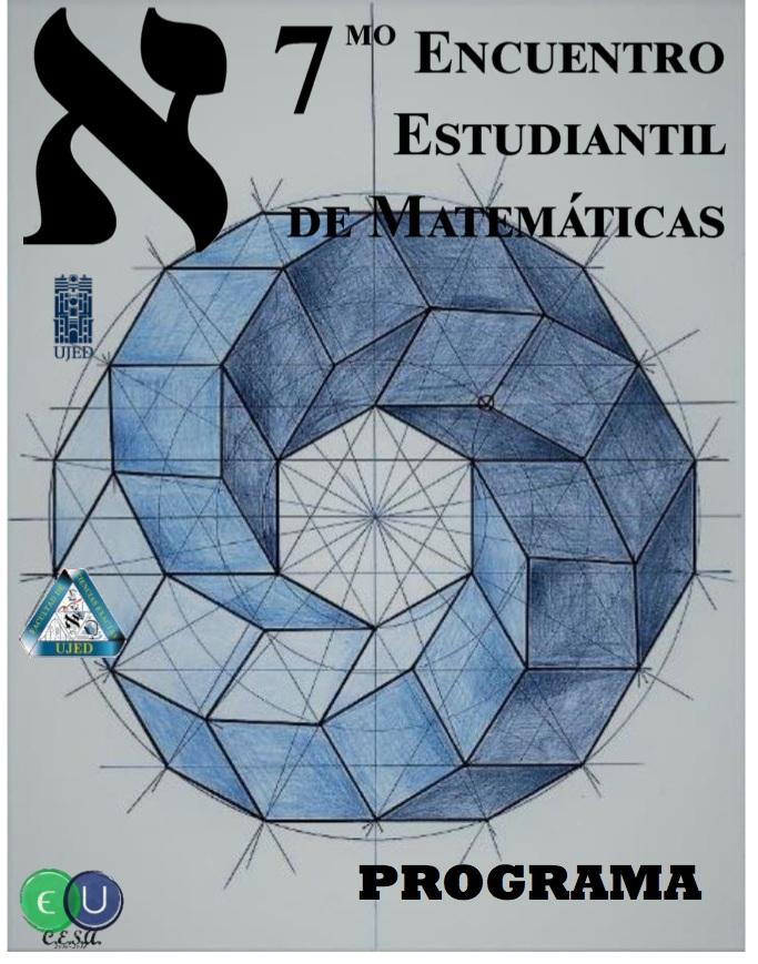 Memorias del Séptimo Encuentro Estudiantil de Matemáticas